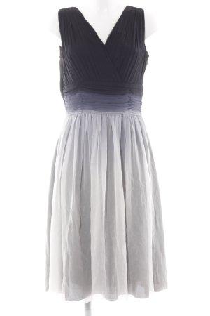 Madeleine Chiffonkleid Farbverlauf Elegant