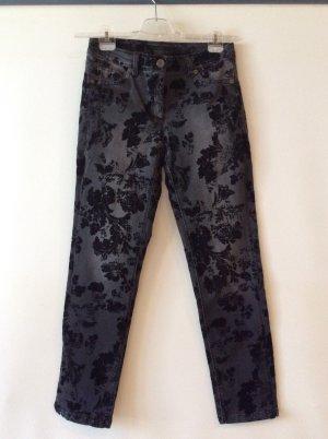 Madeleine Flockprint Jeans Gr 36