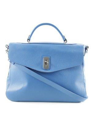Madeleine Henkeltasche blau Elegant