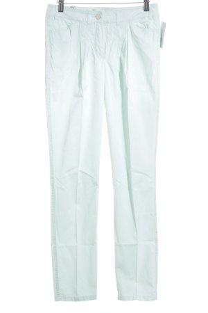 Madeleine Pantalon taille basse vert menthe style décontracté