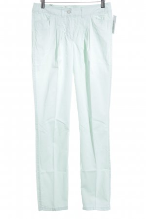 Madeleine pantalón de cintura baja menta look casual