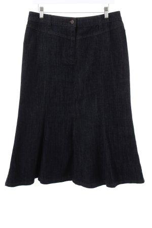 Madeleine Jeansrock blau Jeans-Optik