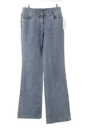 Madeleine Jeans flare bleu clair Aspect de jeans
