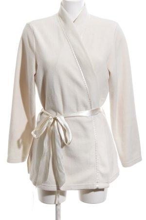 Madeleine Kimono wollweiß-creme Elegant