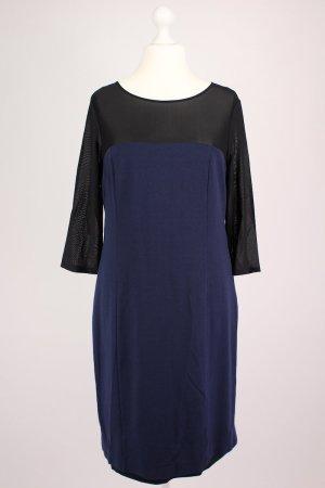Madeleine Kleid blau Größe 42