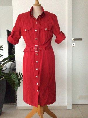 Madeleine Kleid rot Gr. 36