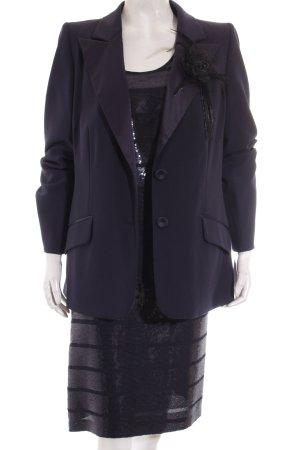 Madeleine Damespak donkerblauw elegant