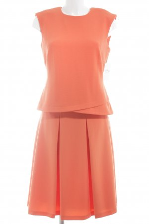 Madeleine Ladies' Suit neon orange street-fashion look
