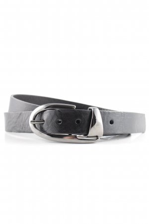 Madeleine Leather Belt black casual look