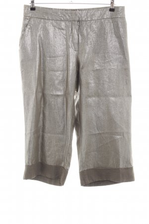 Madeleine Linen Pants silver-colored casual look