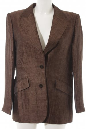 Madeleine Long-Blazer meliert Casual-Look