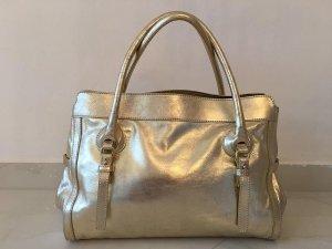 MADELEINE Luxus Handtasche GOLD BRANDNEU!! NEUPREIS: 260 €
