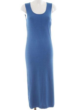 Madeleine Midikleid blau Casual-Look