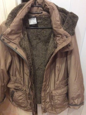 Madeleine Fur Jacket camel fake fur