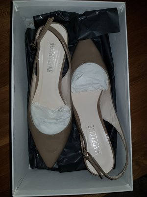 Madeleine Pumps, Gr. 40 Farbe: Taupe