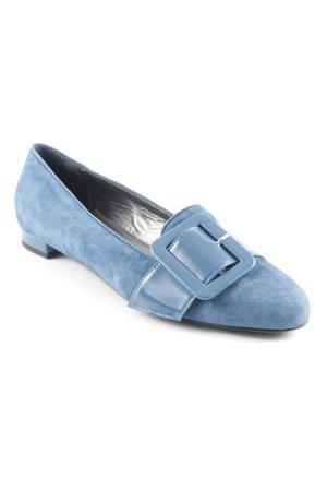 Madeleine Zapatos formales sin cordones petróleo elegante