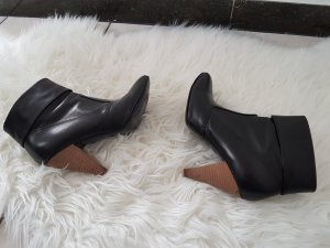 Madeleine soft Leder aus Italien in Schwarz