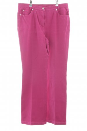 Madeleine Straight-Leg Jeans pink Casual-Look