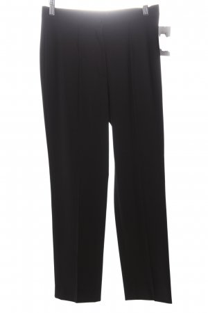 Madeleine Stretchhose schwarz Business-Look