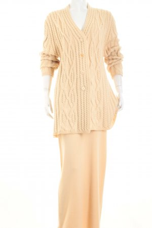 Madeleine Strickrock creme Casual-Look