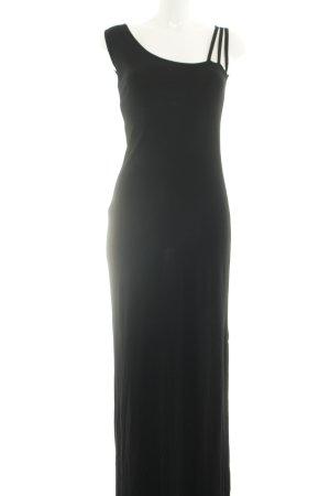 Madeleine Trägerkleid schwarz Elegant
