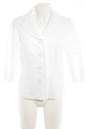 Madeleine Übergangsjacke weiß Elegant