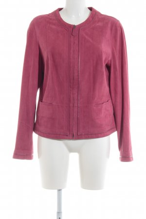 Madeleine Reversible Jacket raspberry-red business style