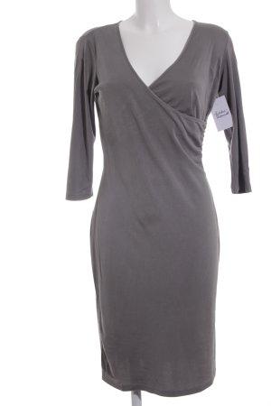 Madeleine Wraparound grey elegant