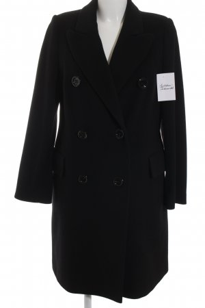 Madeleine Wintermantel schwarz Elegant