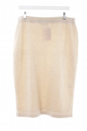 Madeleine Wollen rok room gestippeld elegant