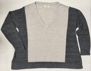 Madewell colorblocking Longsleeve Shirt Größe M