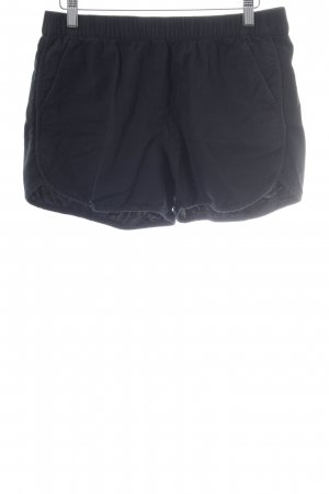 Madewell Hot Pants dunkelblau Casual-Look