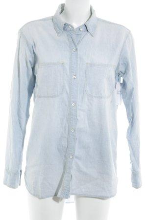 Madewell Camicia denim azzurro stile casual