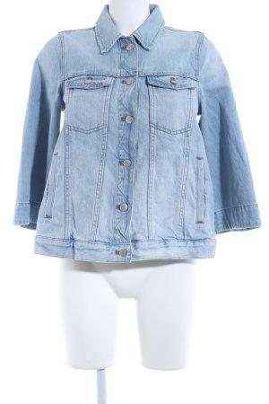 Madewell Jeansjacke mehrfarbig 90ies-Stil