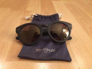 Madewell Schwartz sonnenbrille