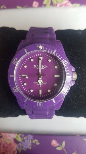 Madison Analog Watch lilac