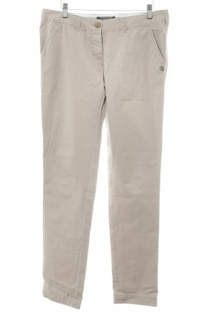 Madison Scotch Chinohose beige Casual-Look