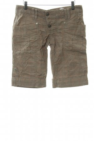 Madison Shorts Karomuster Casual-Look