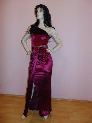 MADONA Abendkleid in Wickeloptik Grösse 38