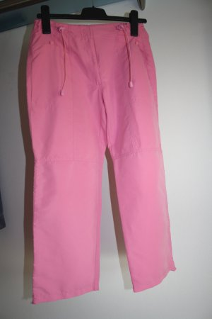 Madonna 3/4 Length Trousers pink polyester