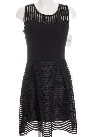 Madonna Abendkleid schwarz Elegant