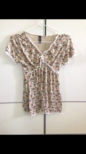 Madonna Blumenprint Shirt