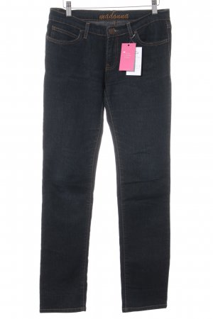 Madonna Skinny Jeans Webmuster Casual-Look