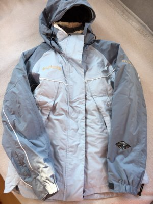 Columbia Outdoor Jacket light grey-silver-colored