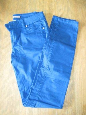 Mädchen Jeans / Mädchenjeans / Coloured Jeans / Colouredjeans,  Gr. 36, blau