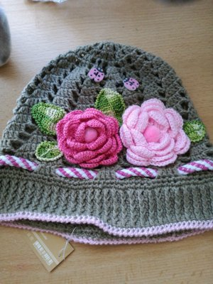 Bid Handmade Cap multicolored