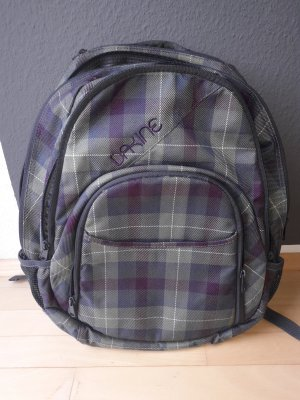 Dakine School Backpack dark violet-forest green