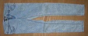 Mädchen-Slim - Jeans von C&A, Gr. 158, helle Waschung