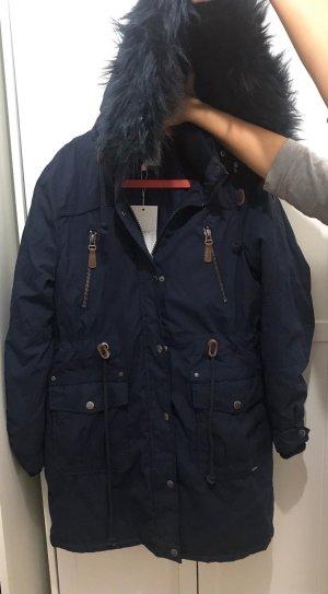 Zabaione Winter Jacket dark blue