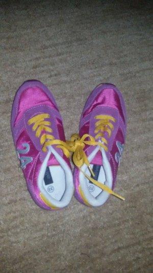 Alive Lace Shoes multicolored